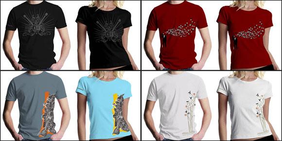 NI t-shirts