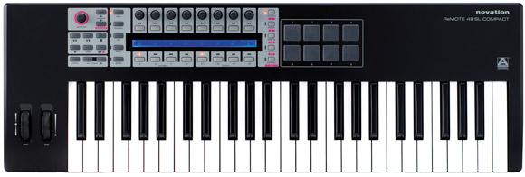 Remote SL COMPACT 49 USB MIDI keyboard
