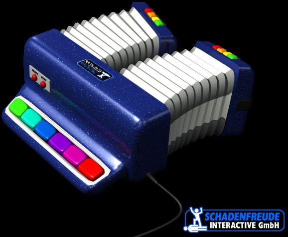 Double accordion