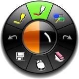 Roue du logiciel pour Tableaux Interactifs eBeam