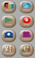 Interface française du micro-visualiseur de documents