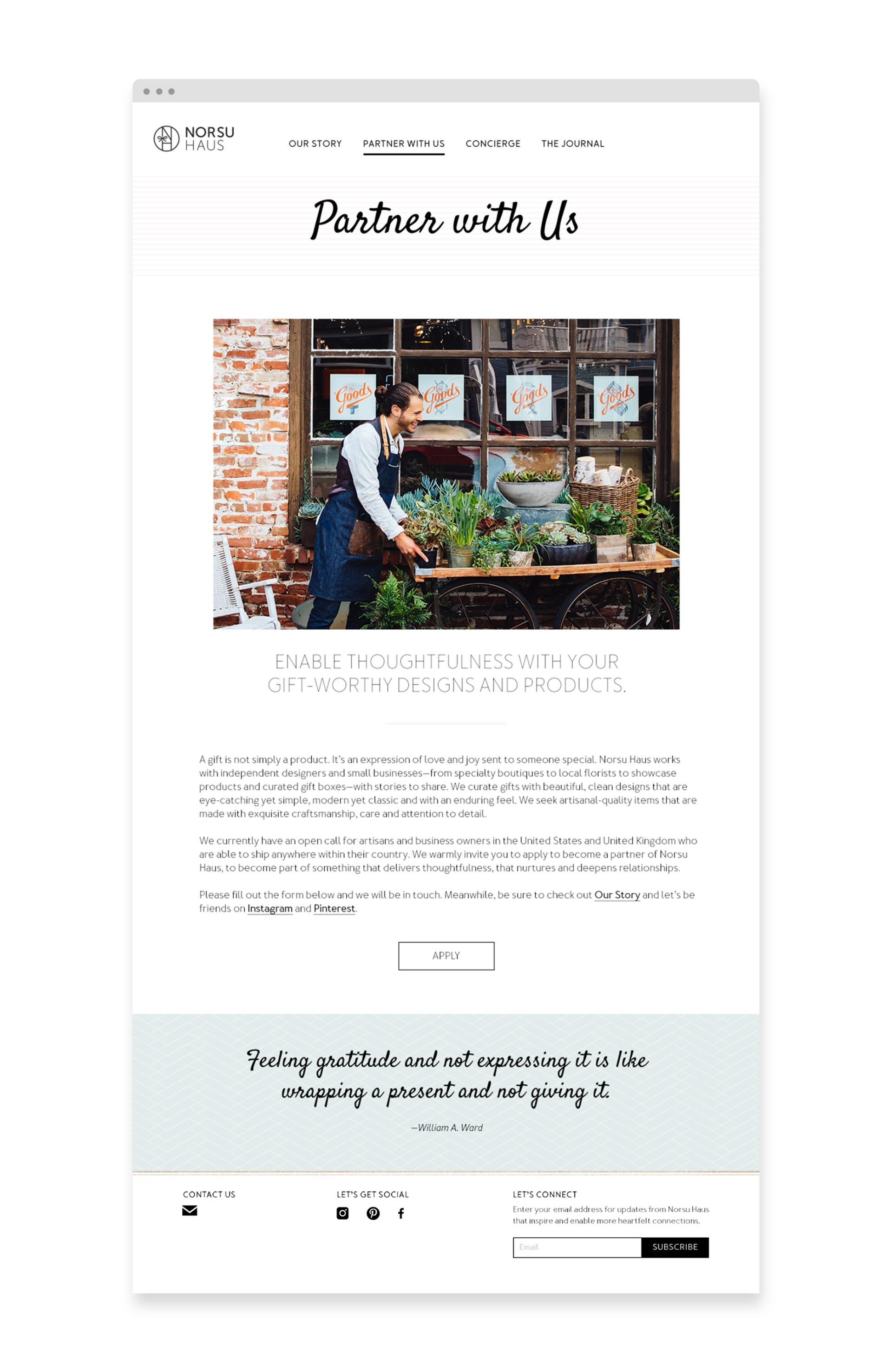 Norsu Haus Catalog - Design Agency - Citizen Best
