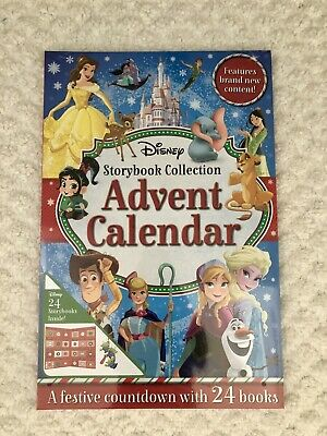 2019 Disney Storybook Advent Calendar - Aldi Unopened Brand New - In Hand