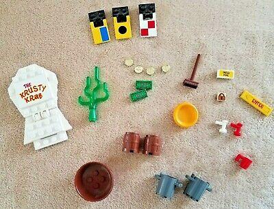 Lego SpongeBob SquarePants The Krusty Krab (3825) replacement pieces