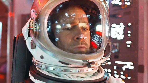 Brad Pitt Ad Astra Astronaut