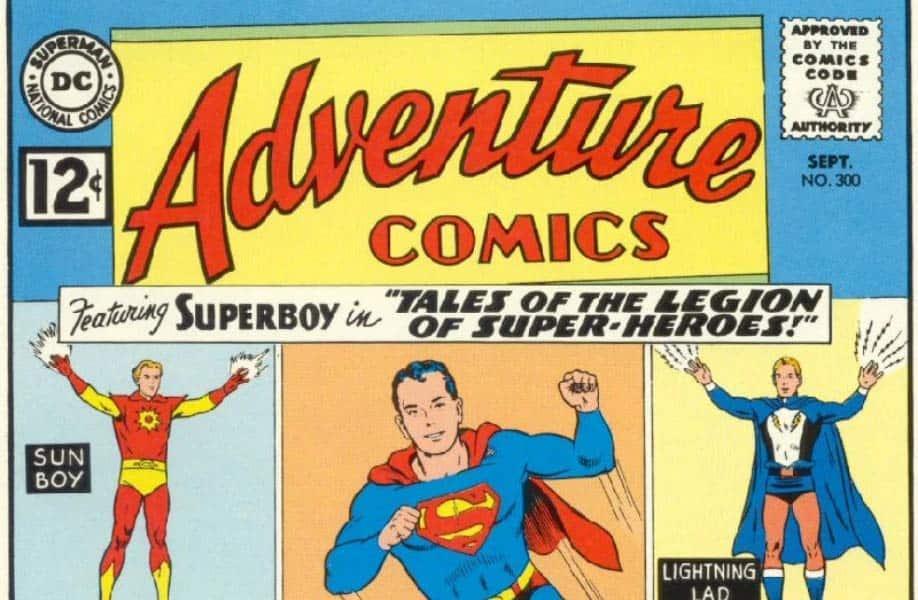 Adventure Comics by DC Comics