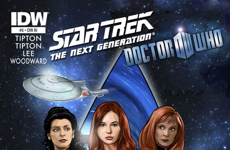 Star Trek: The Next Generation and Doctor Who