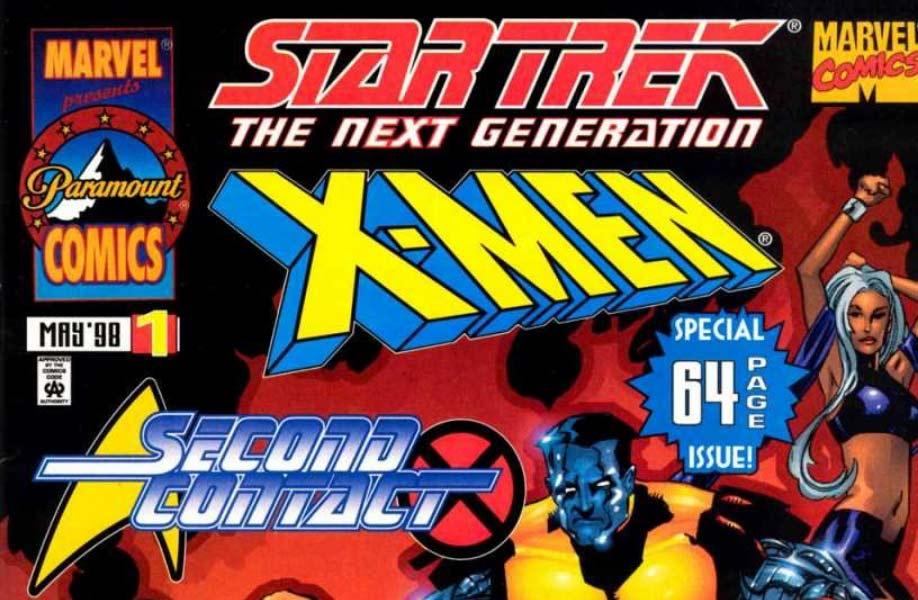 X-Men/Star Trek