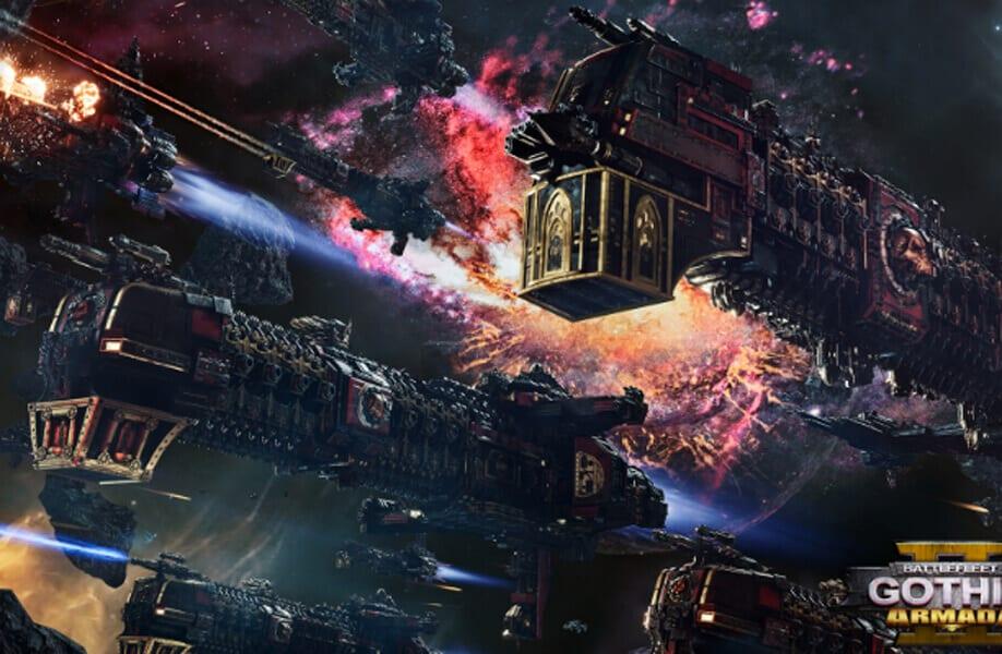 Battlefield Gothic: Armada 2