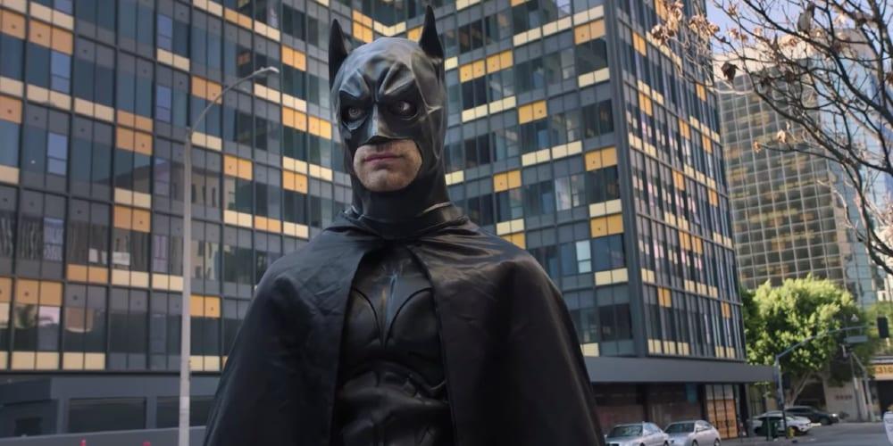 Batman COVID-19 Fund the Bat, Coronavirus, Jeff Ward, MPTF, Crowdfunding, GoFundMe, Charity