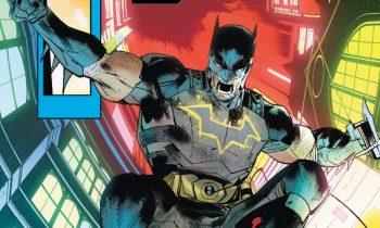 Gotham Future State Week Two Follows Week One Wonderfully