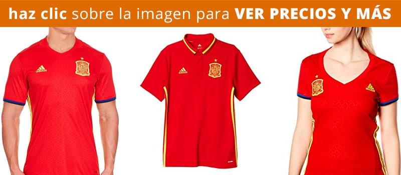 Camisetas de España Retro y Réplicas para hombre o mujer
