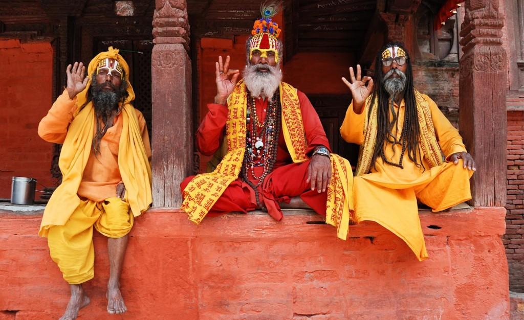 Космоэнергетика посвящения в Индии