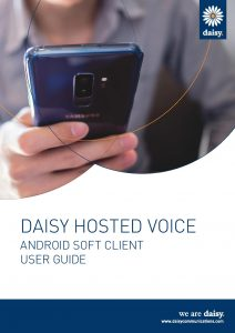 HostedVoice Android SoftClient Guide