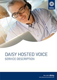 Daisy Hosted Voice Service Description