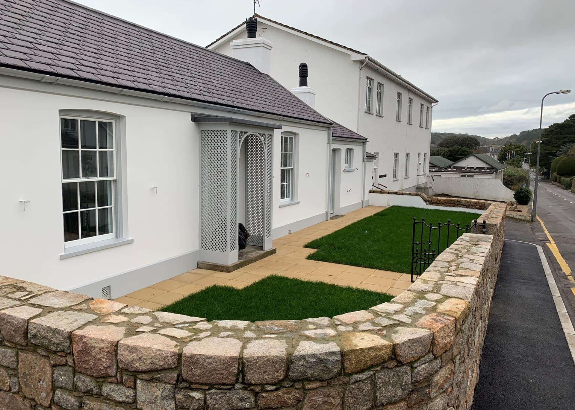 Mimosa cottage, St Brelades Bay
