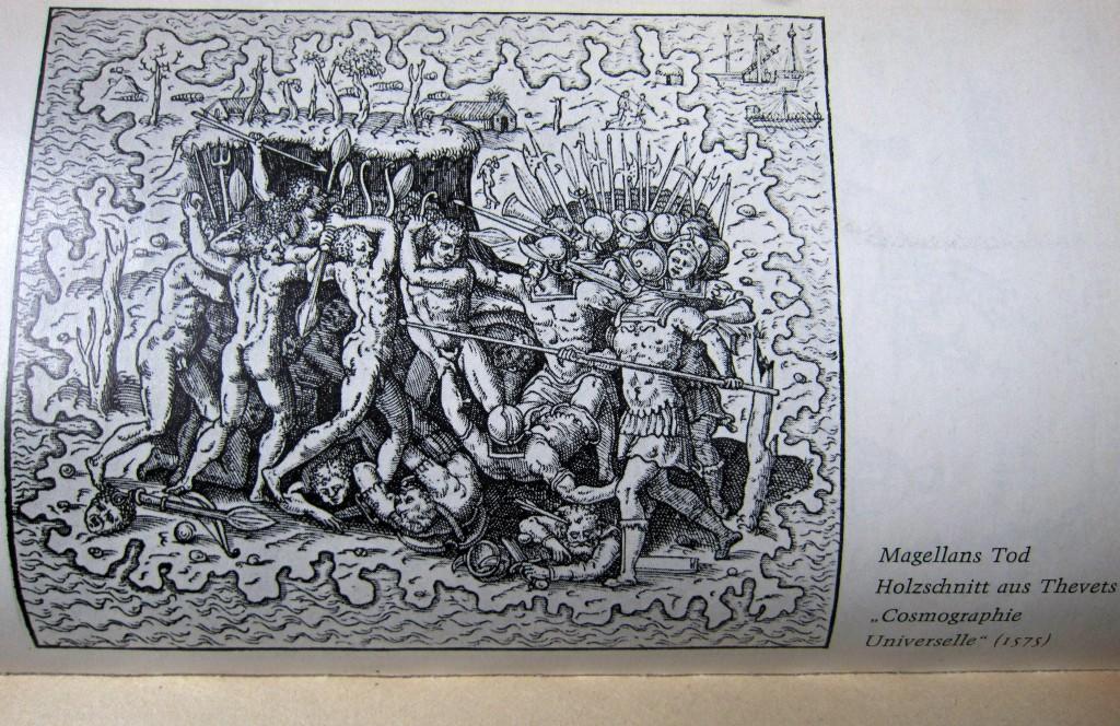 Stefan Zweig - Magellan - Magellans Tod