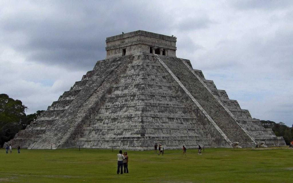Chichen Itza - Kukulkanpyramide