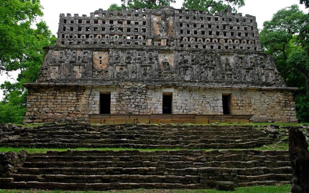 Die Ruinenstädte der Maya - ein Reiseführer