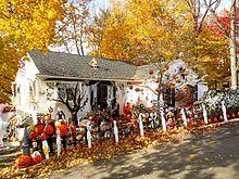 Weatherly_PA_Halloween_house
