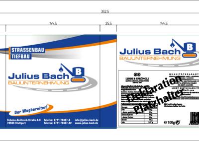 Julius Bach Schuber