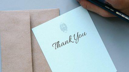 Citas célebres de agradecimiento y gratitud