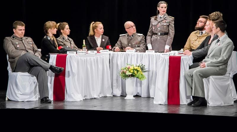 DS Klicpera Sadská - inscenace Konference