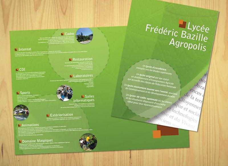 Lycée Frédérique Bazille Agropolis