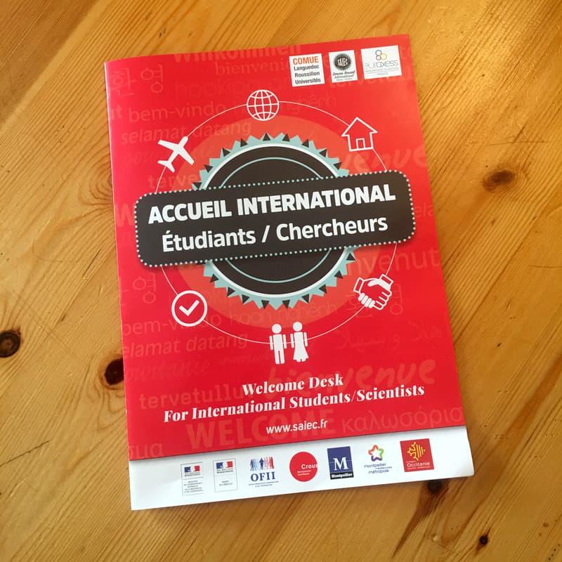 ACCUEIL INTERNATIONAL