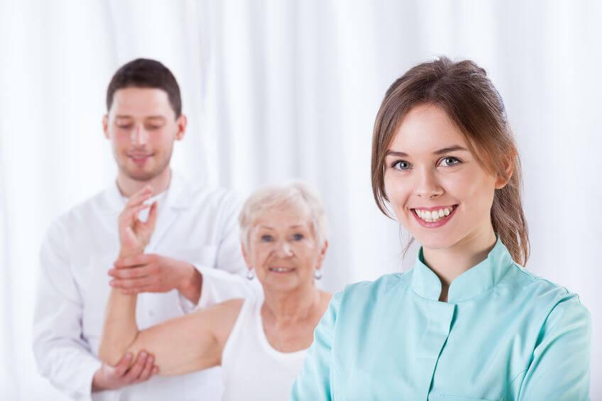 Versicherungen für selbstständige Krankengymnasten