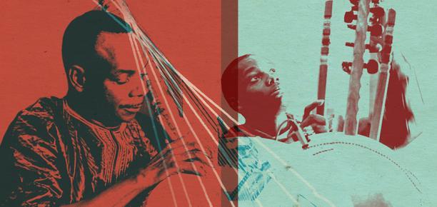 Artists-in-Residence: Toumani Diabaté & Sidiki Diabaté