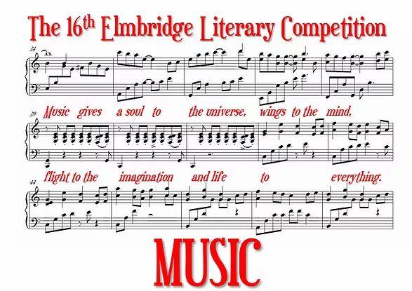 THE 16th ELMBRIDGE LITERARY COMPETITION
