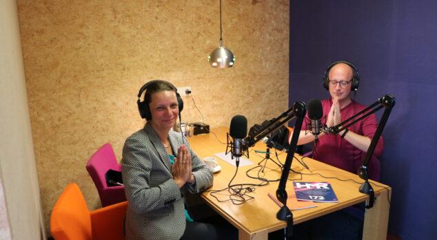 Aflevering 11 - Interview met Rika Vermeulen over spiritualiteit in FM, bezinning en voor jezelf beginnen als interim FM'er