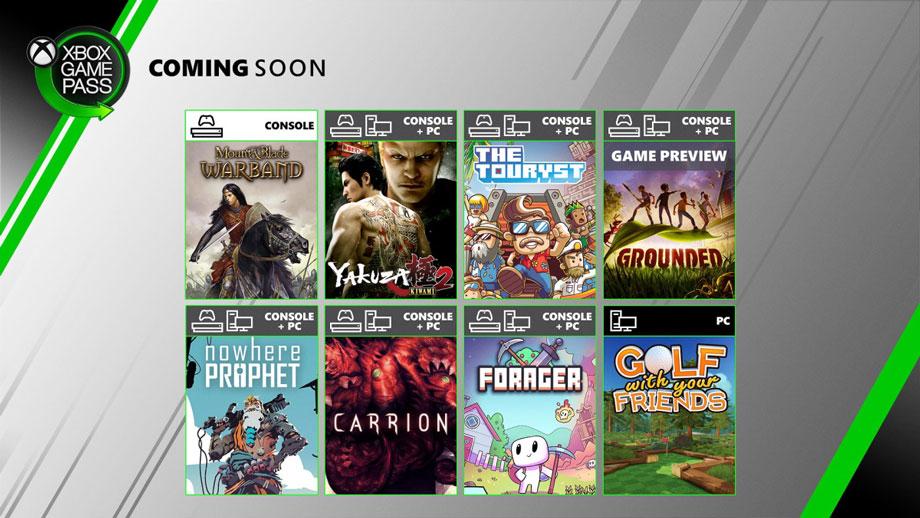 novos jogos