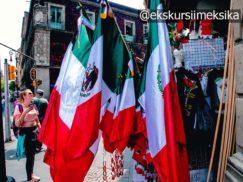 Флаг государства Мексика