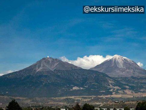 Вулкан Орисаба (Восхождение на гору с сияющей вершиной)