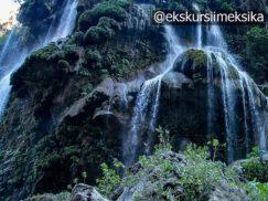 Водопад Очарование Чьяпас