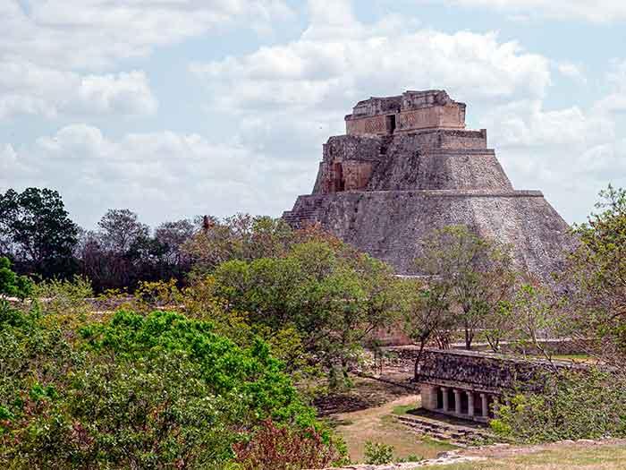 Фотография Ушмаль в Мексике