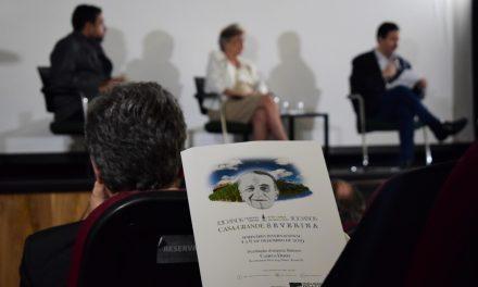 La Fundación Joaquim Nabuco de Recife ha homenajeado a dos iberistas brasileños