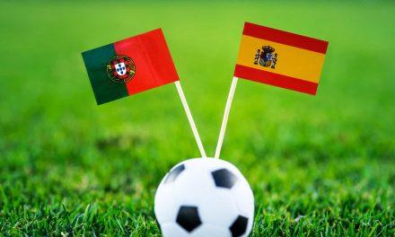 """<span class=""""entry-title-primary"""">Fútbol: Derbi ibérico el 5 de junio en el Wanda</span> <span class=""""entry-subtitle"""">Las selecciones de fútbol de Portugal y España se enfrentan en un encuentro amistoso en Madrid</span>"""