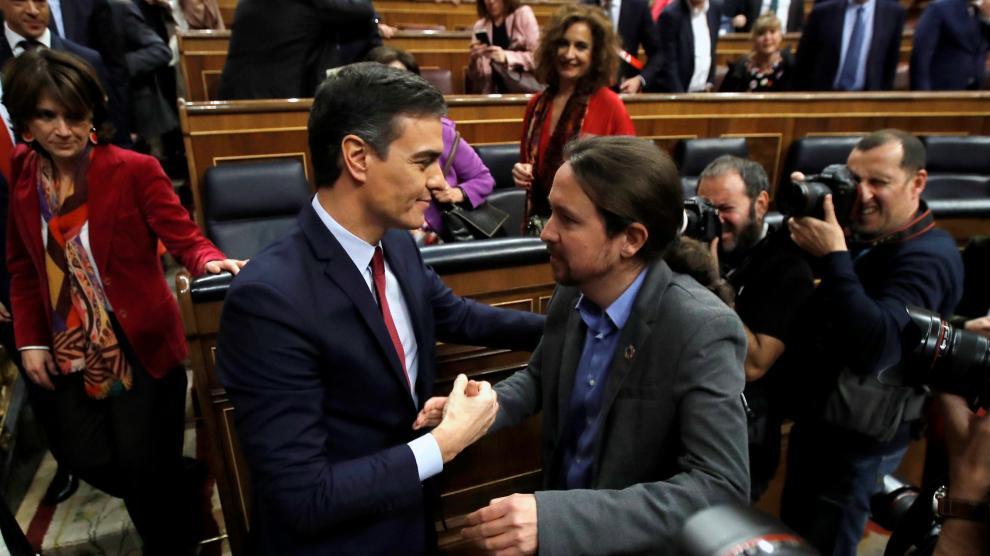 "<span class=""entry-title-primary"">Pedro Sánchez anunciará seus ministros na próxima semana</span> <span class=""entry-subtitle"">O novo presidente jurará o cargo nesta quarta-feira no Palácio da Zarzuela</span>"