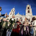 Las campanas del Convento de Mafra repican de nuevo