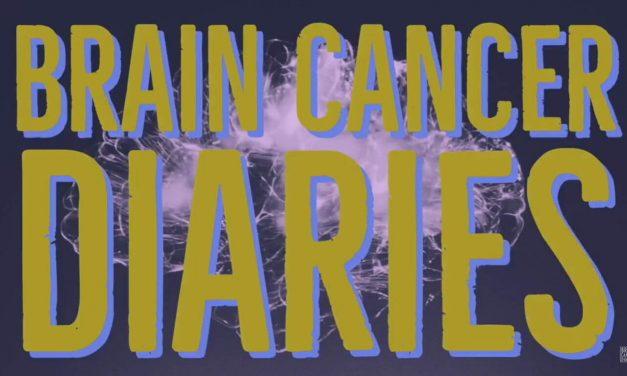Jumping Cancer Hurdles: Brain Cancer Diaries Interview