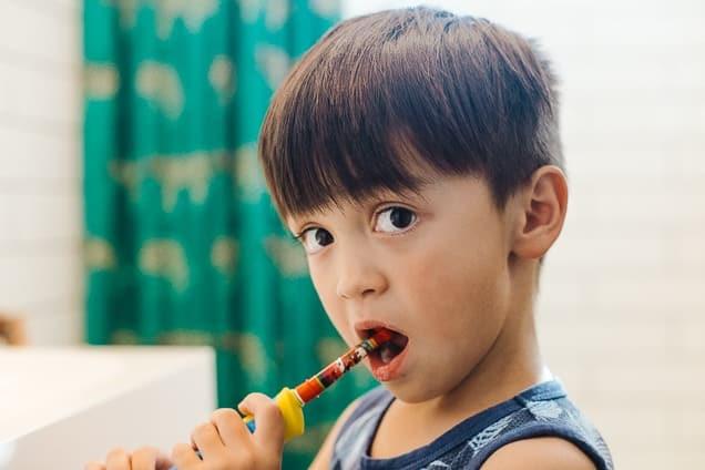 cepillos dientes electricos infantiles