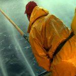 Las horas registradas por los pescadores en el mar se redujeron en casi un 10% en todo el mundo
