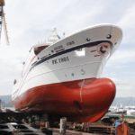 Kinarca interviene en el suministro de congelación en el barco más ecológico y eficiente