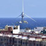 La eólica marina carece de un escaso desarrollo en España