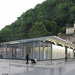 Concluye la reforma de la lonja de Donostia que le dota de nuevos usos