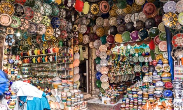 Jemaa El-Fna: Lost in the Souks of Marrakech