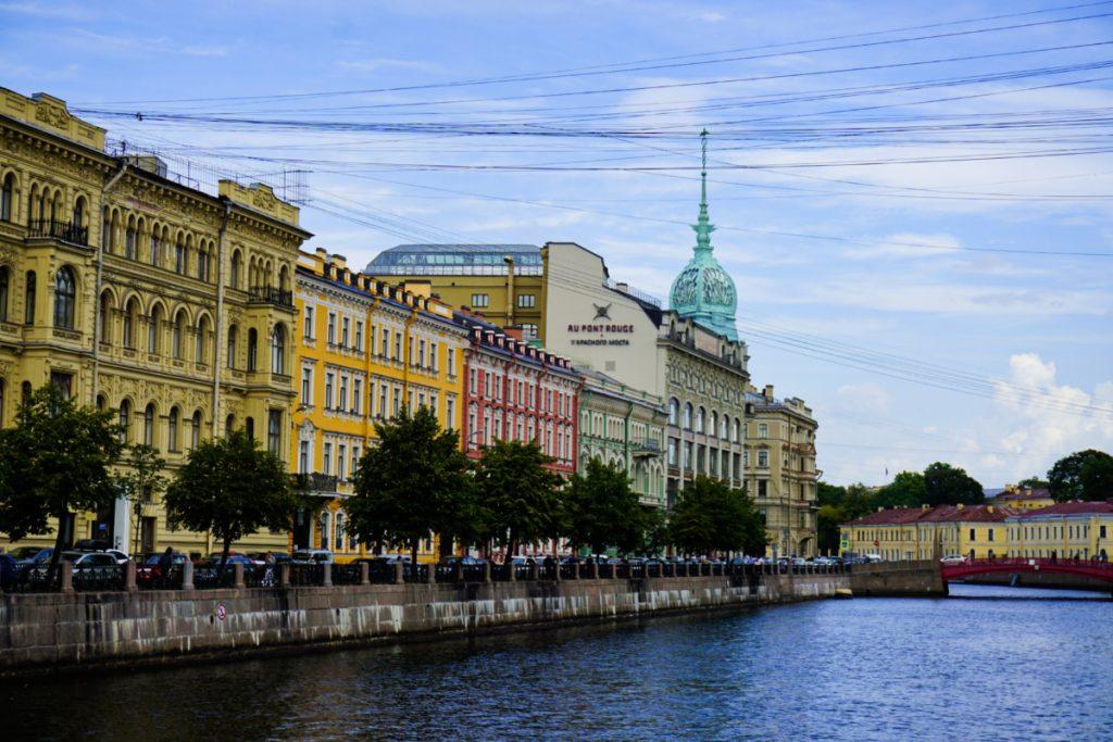 Saint Petersburg – Experiencing the Globe